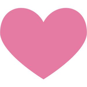 Pink Heart Clip Art | Clipart Panda - Free Clipart Images