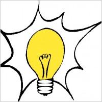 Clip Art Lightbulb Clip Art thinking light bulb clip art clipart panda free images