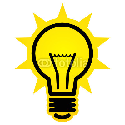 Lightbulb Icon | Clipart Panda - Free Clipart Images