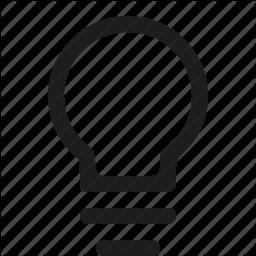 Lightbulb Icon Clipart Panda Free Clipart Images