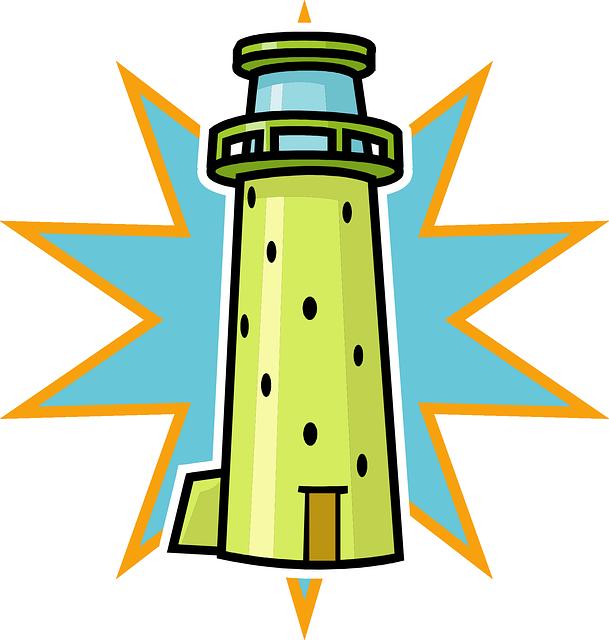 Lighthouse Clip Art Free Printable | Clipart Panda - Free ...