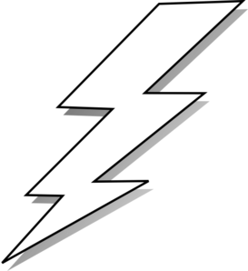 lightning bolt clipart clipart panda free clipart images rh clipartpanda com Lit-Ning Bolt lightning bolt clipart free