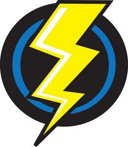Clip Art Lightning Clip Art blue lightning bolt clipart panda free images clipart