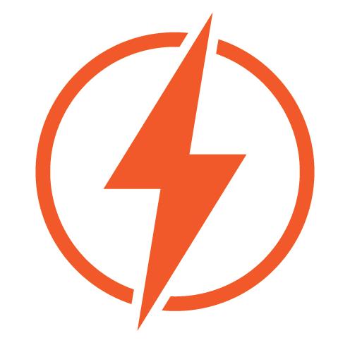lightning bolt logo clipart panda free clipart images