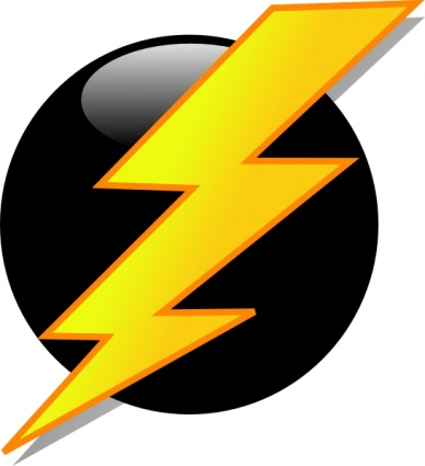 Lightning Bolt Logo | Clipart Panda - Free Clipart Images