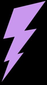 purple lightning bolt clip art clipart panda free clipart images rh clipartpanda com lightning bug clipart images free lightning bolt clipart images