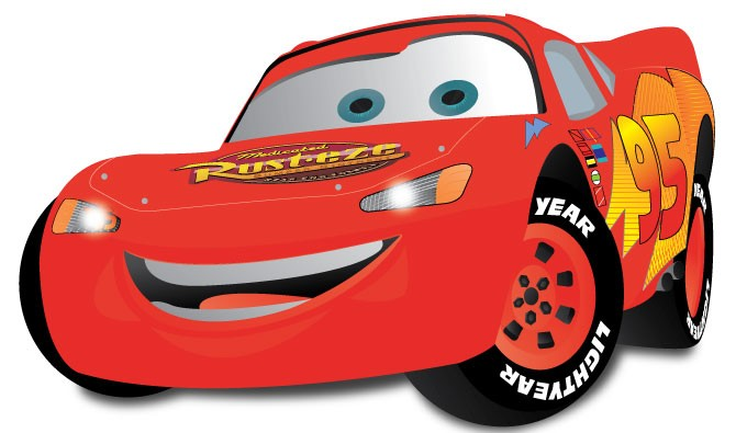 clipart flash mcqueen - photo #2