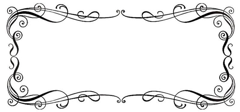 Line Art Border Design : Line border designs clipart panda free images