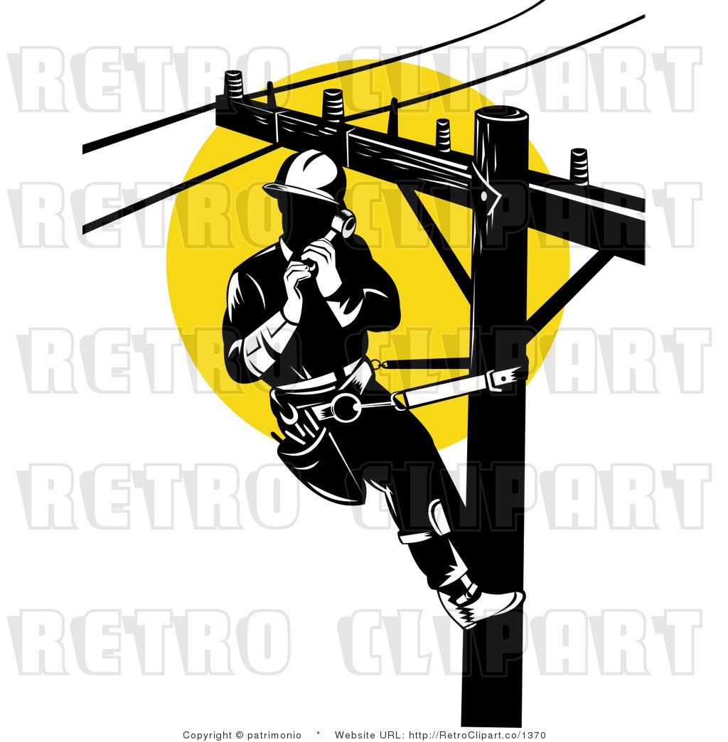 Lineman Clipart | Clipart Panda - Free Clipart Images