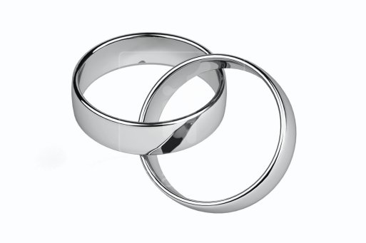 interlocking wedding rings image - Interlocking Wedding Rings