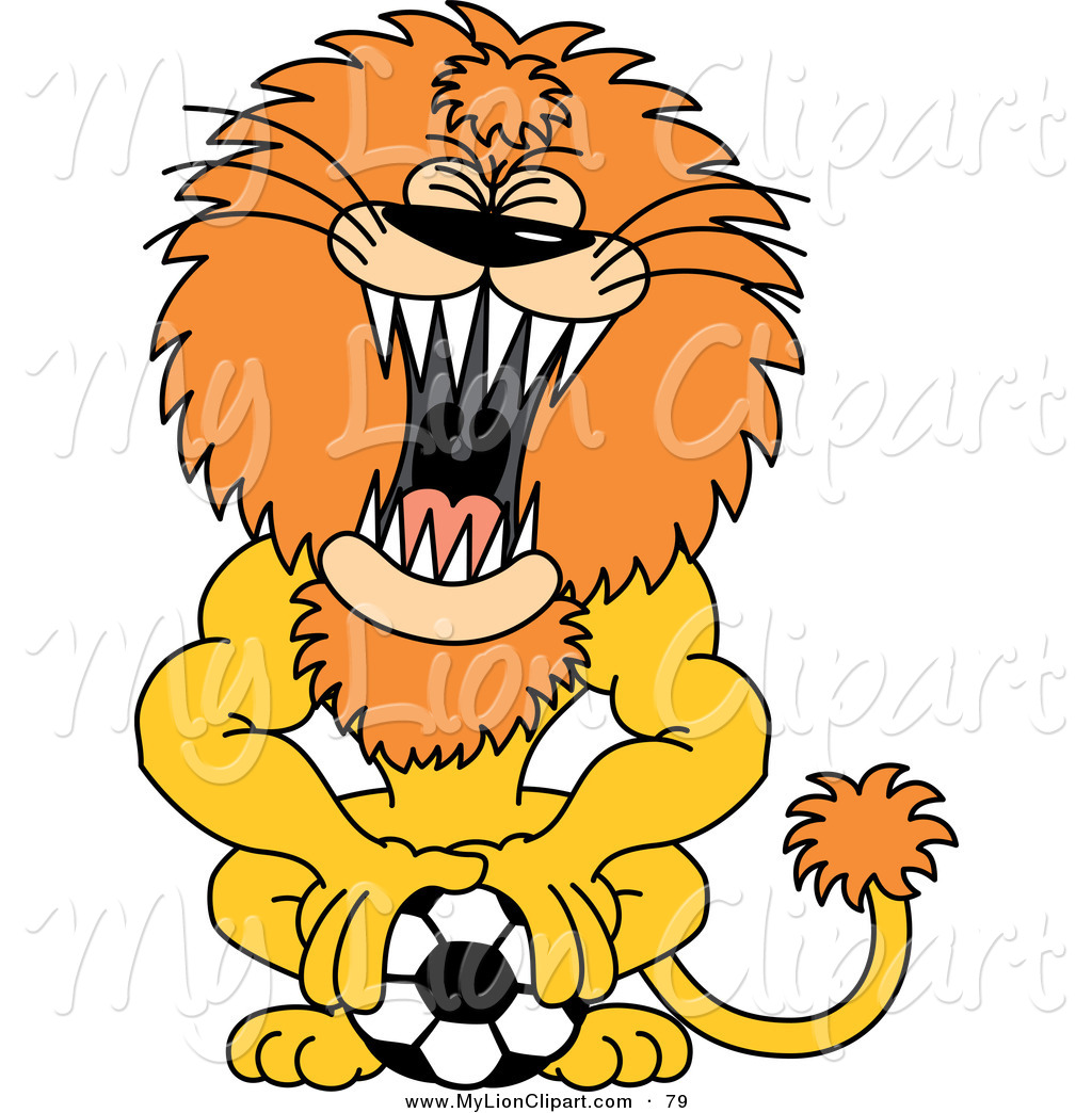 Clipart of a Growling Roaring | Clipart Panda - Free ...