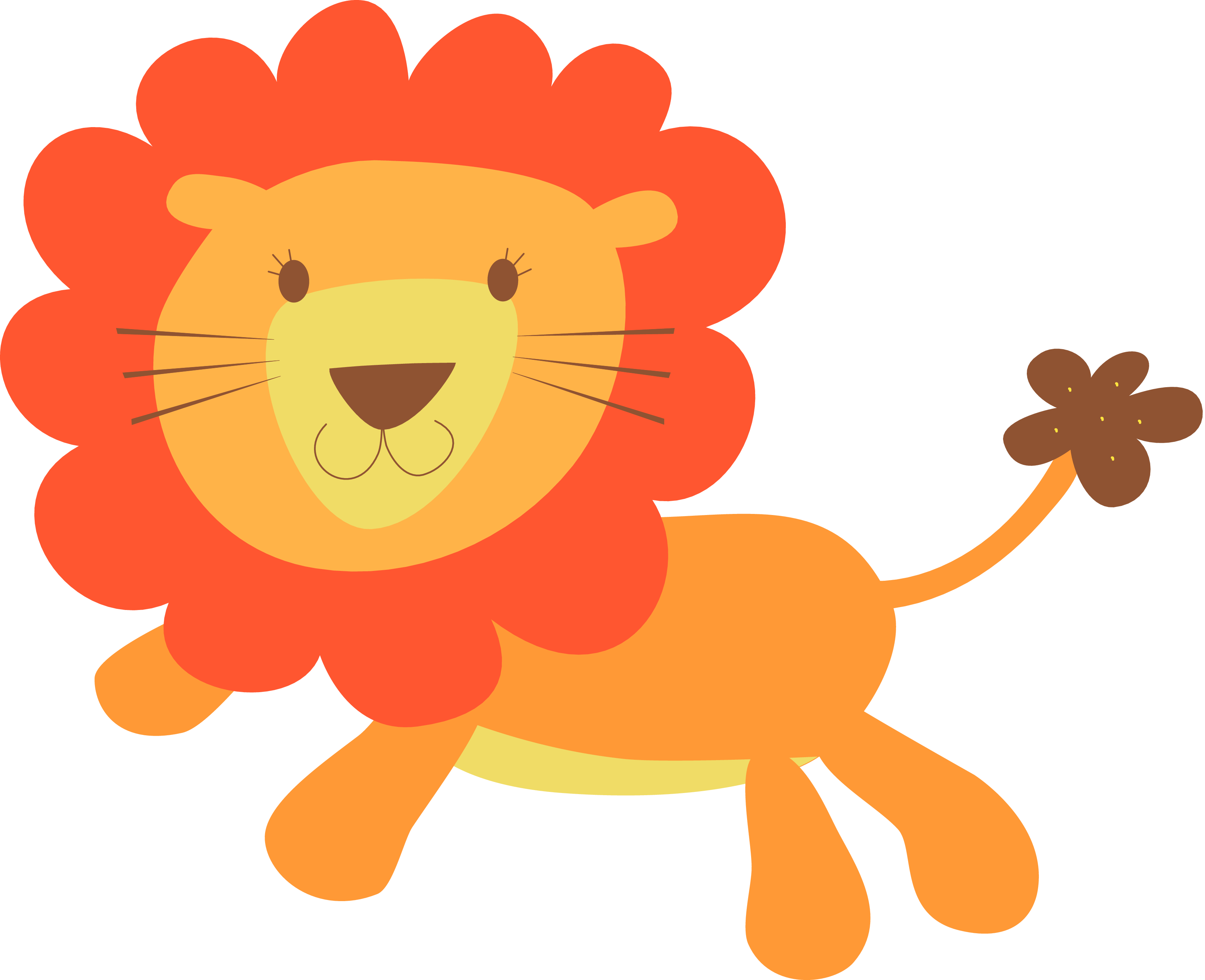 Clip Art Baby Lion Clipart baby lion clipart panda free images