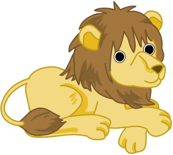 Baby Lion Clipart | Clipart Panda - Free Clipart Images