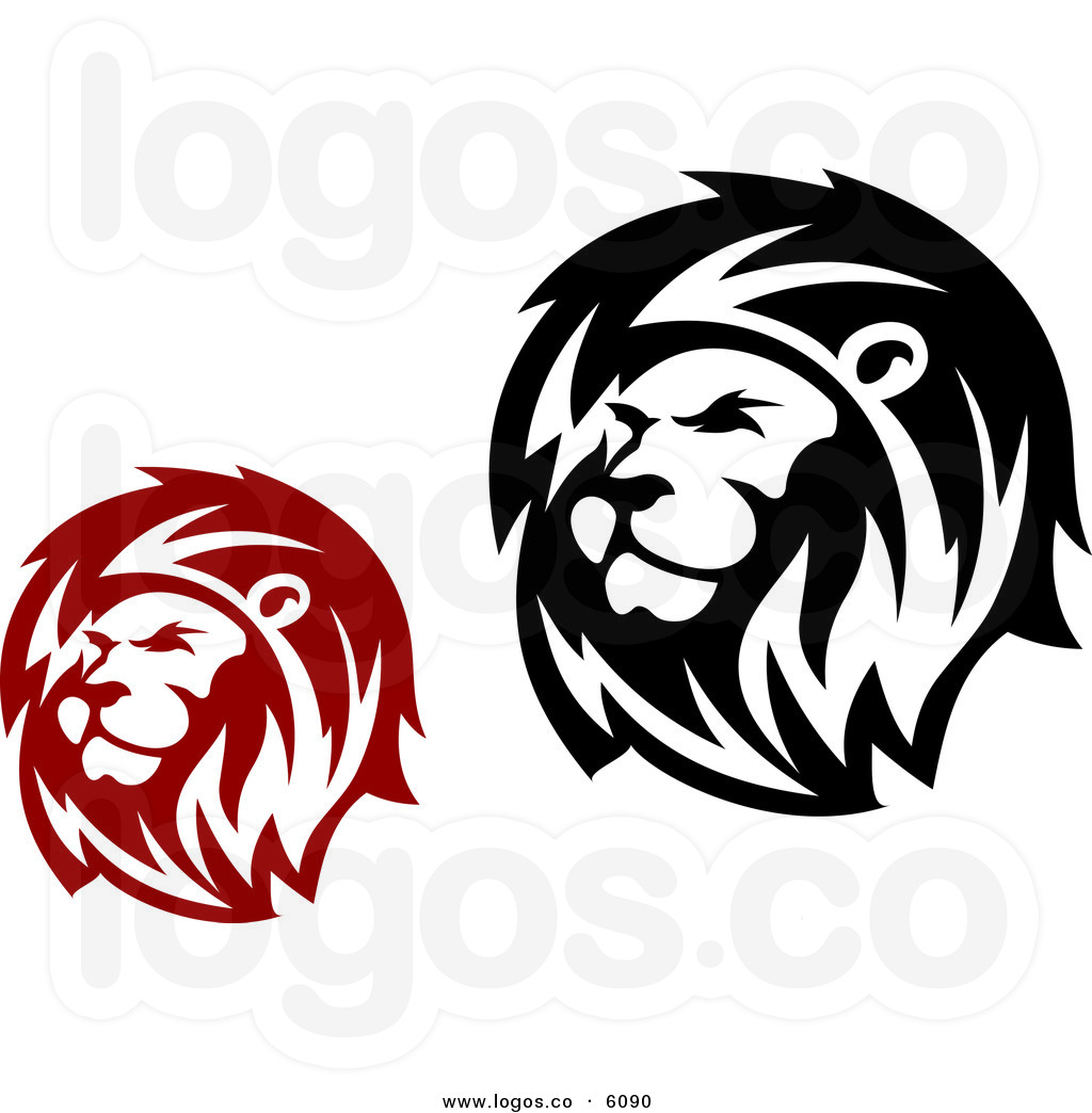Black lion logo - photo#6