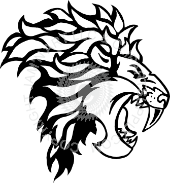 Lion Roaring Drawing | Clipart Panda - Free Clipart Images