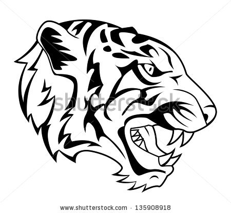 Tiger Face Clip Art Black And White moreover Football Helmet Clip Art Black And White likewise Outline Of A Paw Print likewise Tiger leaping clipart likewise Post clemson Tigers Logo Coloring Pages 401534. on clemson tigers logo
