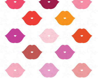 Lips Clip Art Free Kiss | Clipart Panda - Free Clipart Images
