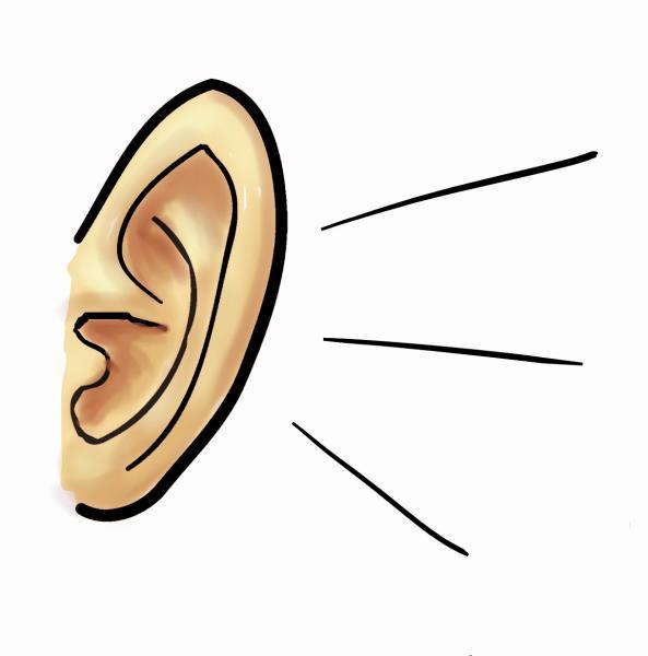Clip Art Listening Clip Art listening ear clipart panda free images