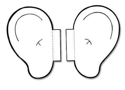 Listening Ears Clip Art
