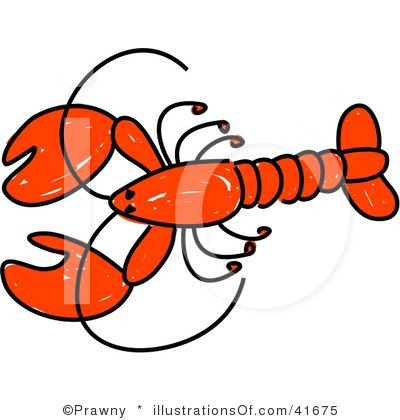 Lobster Clip Art