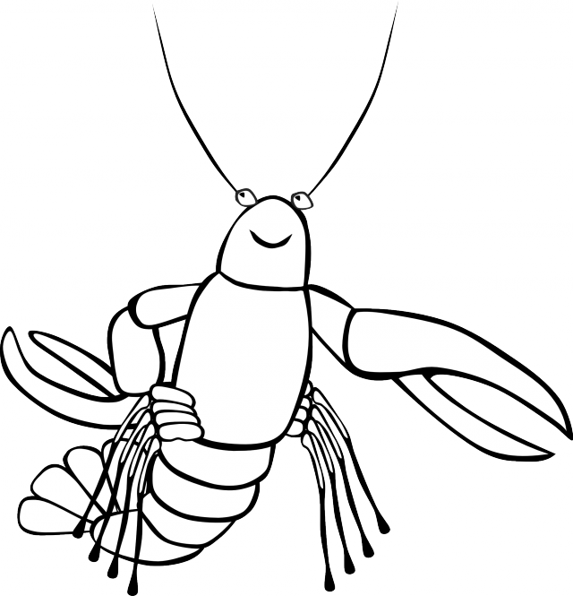 lobster%20clipart%20black%20and%20white