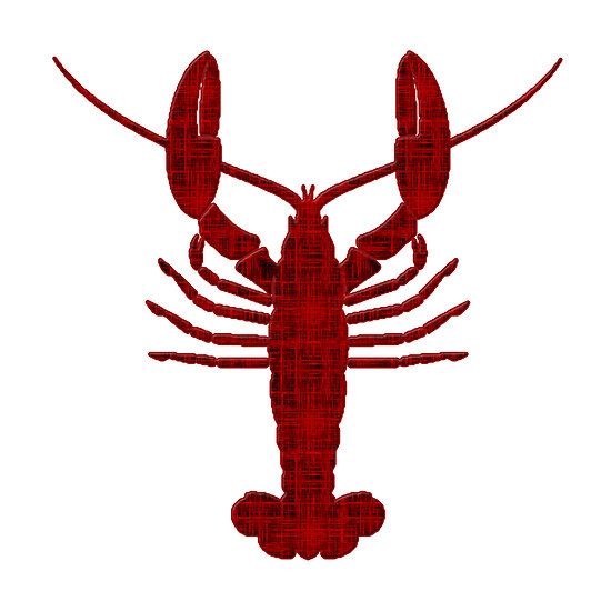 Lobster silhouette by | Clipart Panda - Free Clipart Images