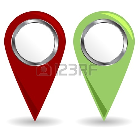 Location icon white 11007448 location icons with copy space over white