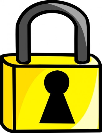 Lock 20clipart | Clipart Panda - Free Clipart Images
