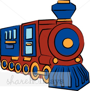 Steam Train Engine Clip Art | Clipart Panda - Free Clipart Images