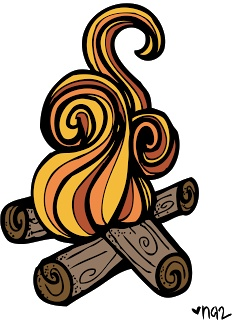 Log Fire Clipart | Clipart Panda - Free Clipart Images