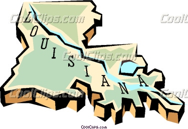 Louisiana 20clipart | Clipart Panda - Free Clipart Images