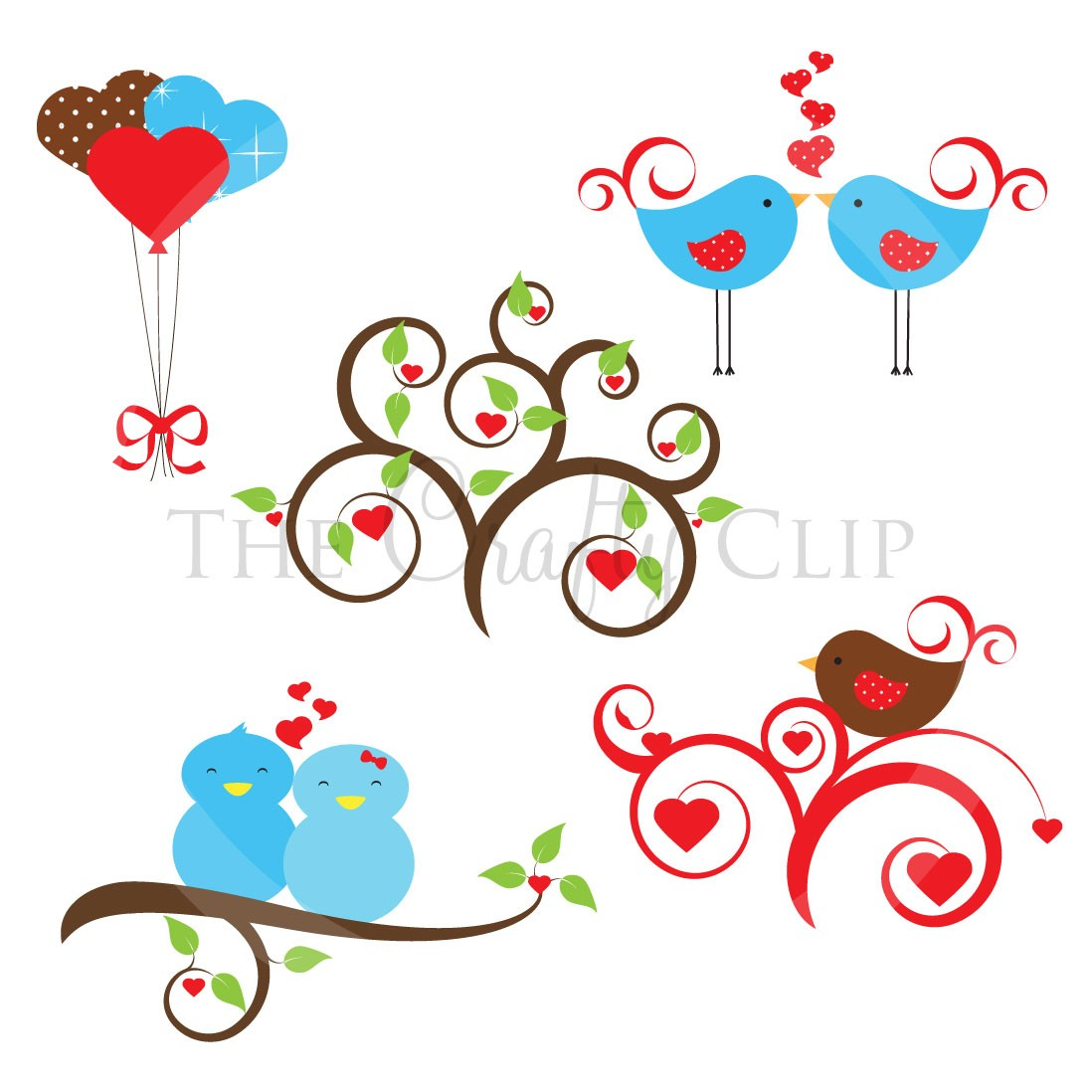 Love bird clip art - photo#18