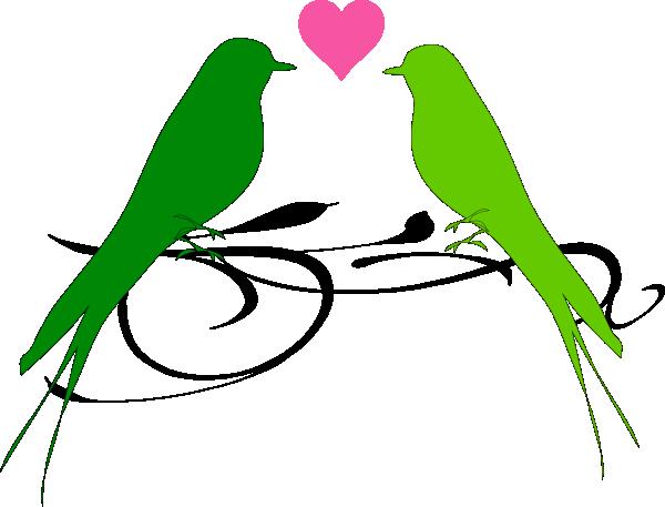 Vintage Love Birds Clipart | Clipart Panda - Free Clipart ...