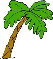 Luau Palm Tree Clip Art | Clipart Panda - Free Clipart Images