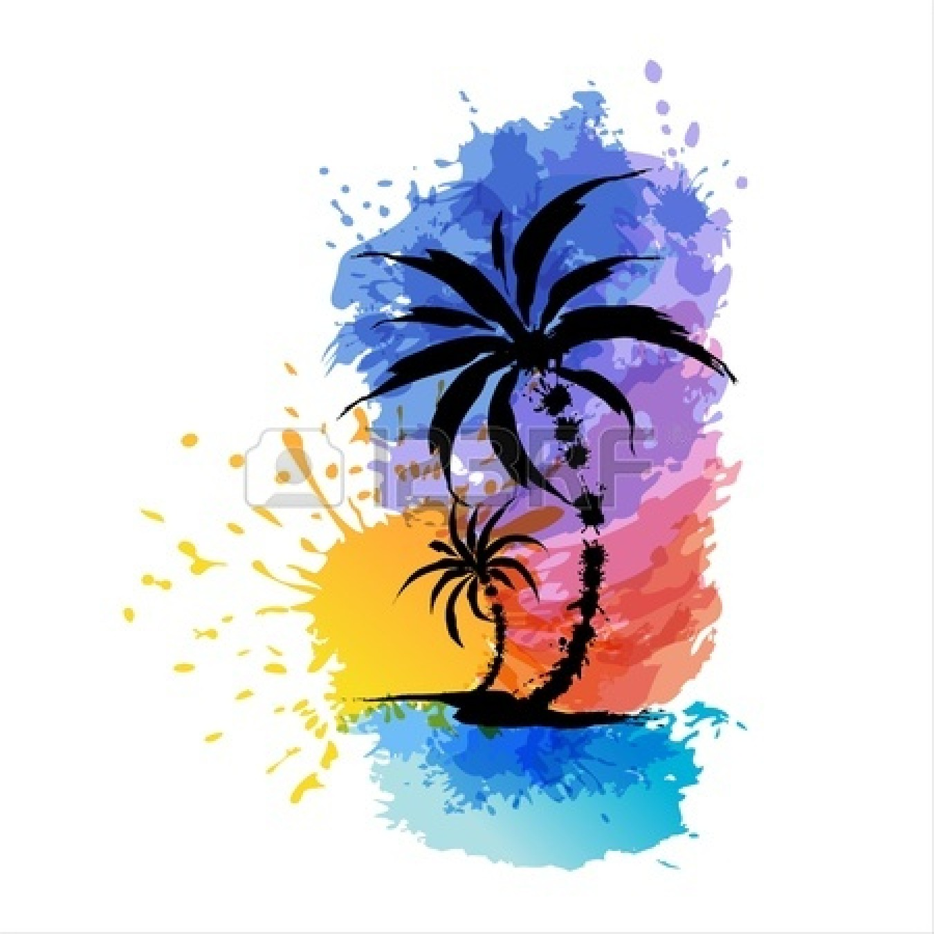hawaiian clip art background wwwimgkidcom the image