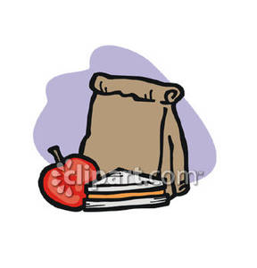 Lunch Bag Clipart | Clipart Panda - Free Clipart Images