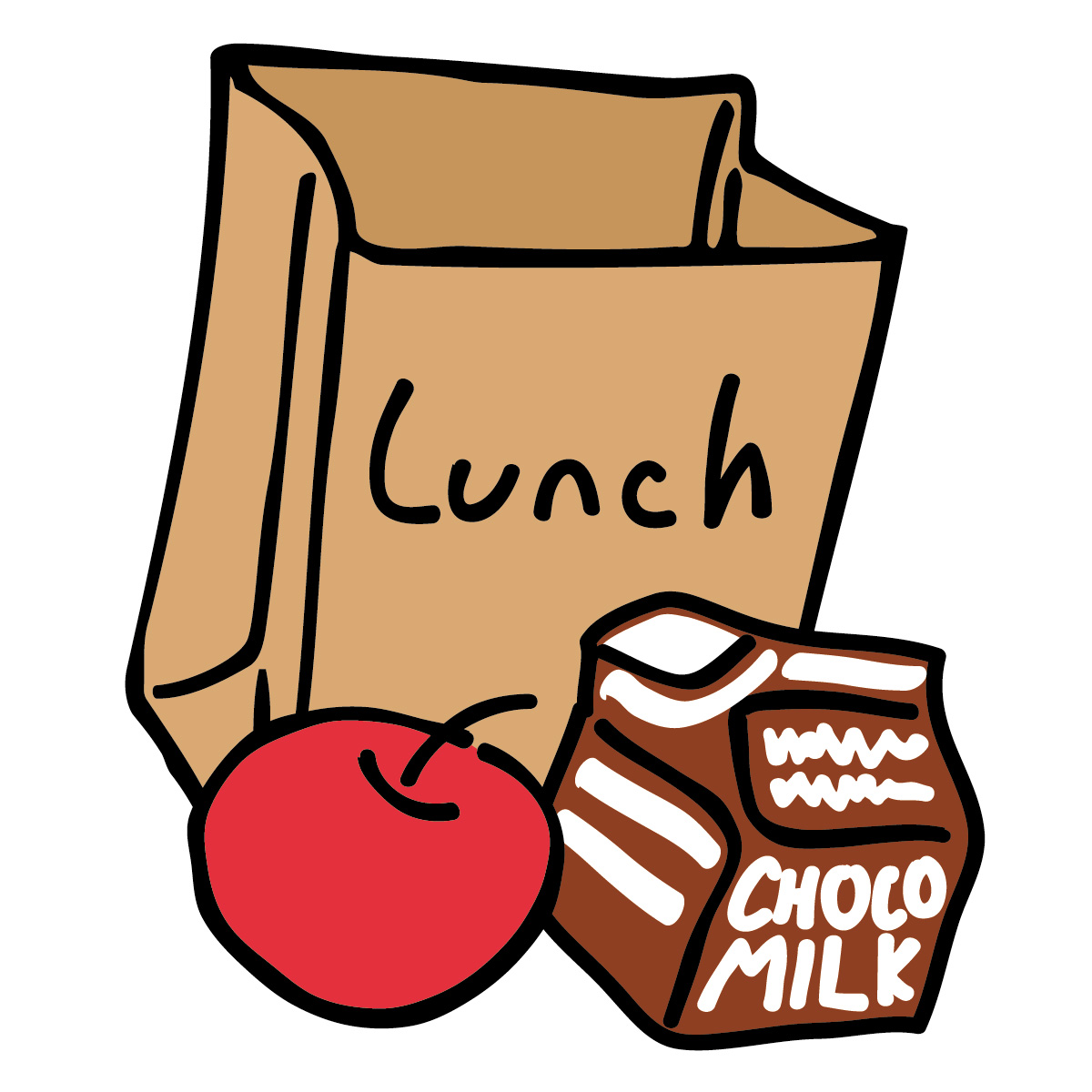 Lunch Clip Art For Kids | Clipart Panda - Free Clipart Images