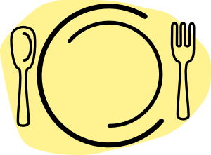 Lunch Time Clip Art