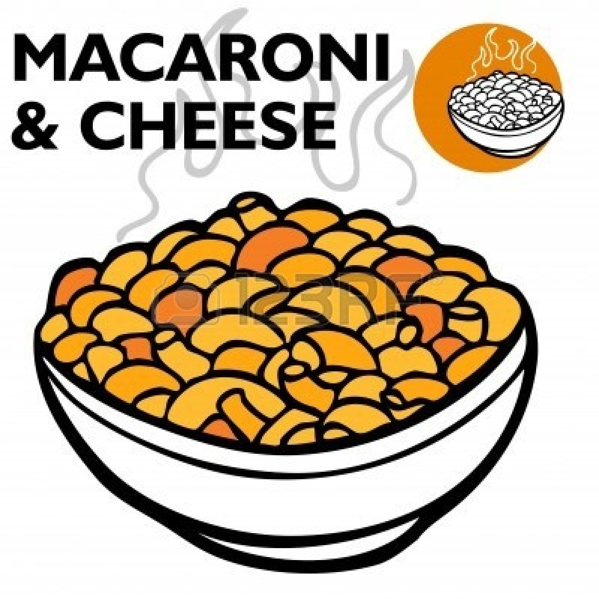 Macaroni and Cheese Stock | Clipart Panda - Free Clipart Images