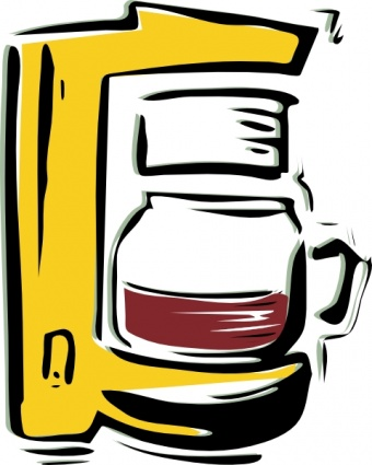 Electric Coffee Pot Clipart Clipart Panda Free Clipart