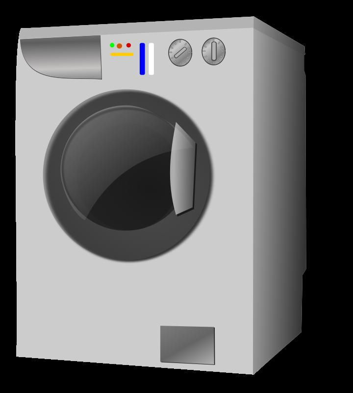 Clip Art Washing Machine ~ Machinery clipart panda free images