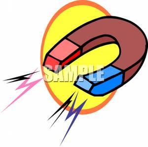 magnetism clipart clipart panda free clipart images horseshoe magnet clipart black and white Disc Magnet Clip Art