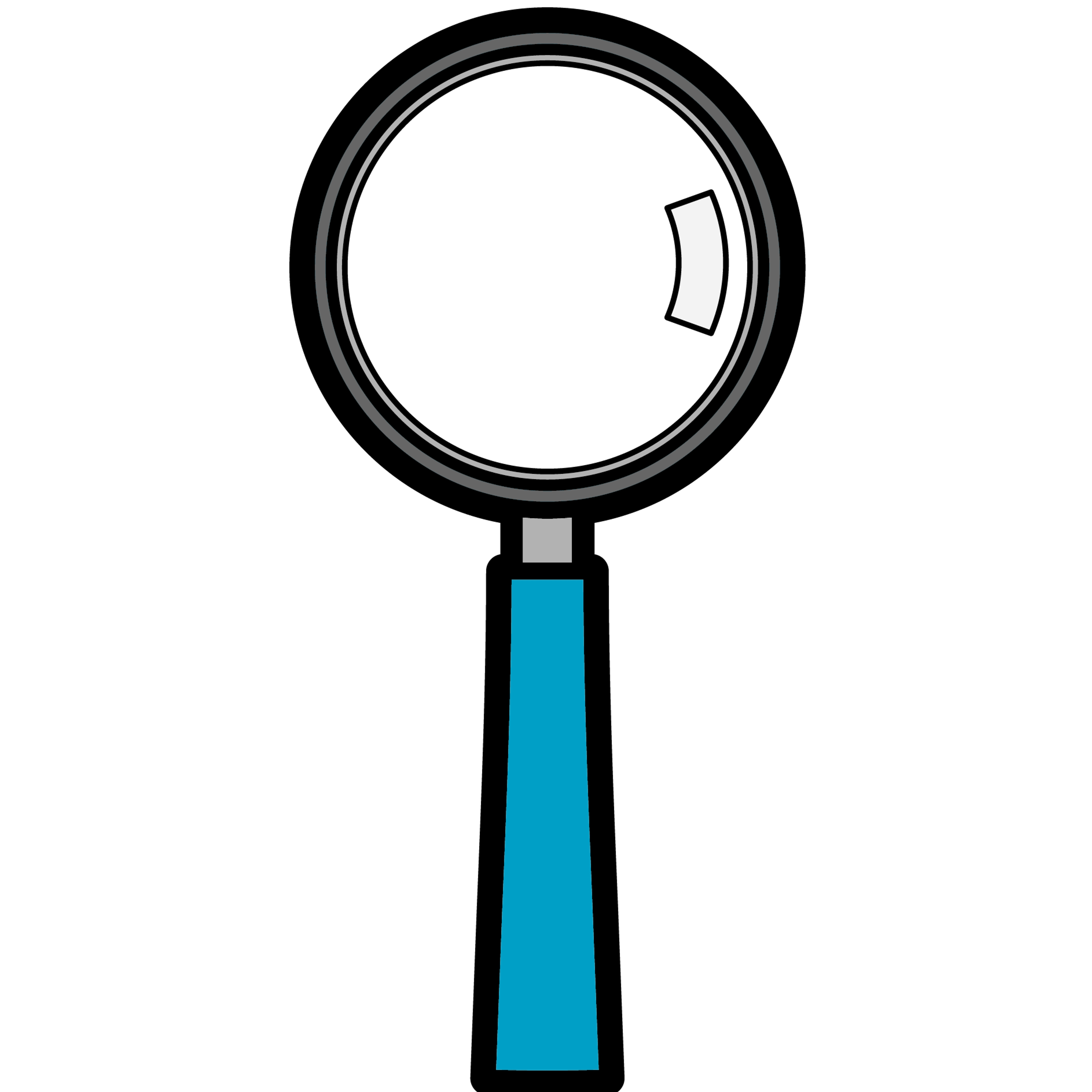 magnifying%20glass%20clipart%20black%20and%20white