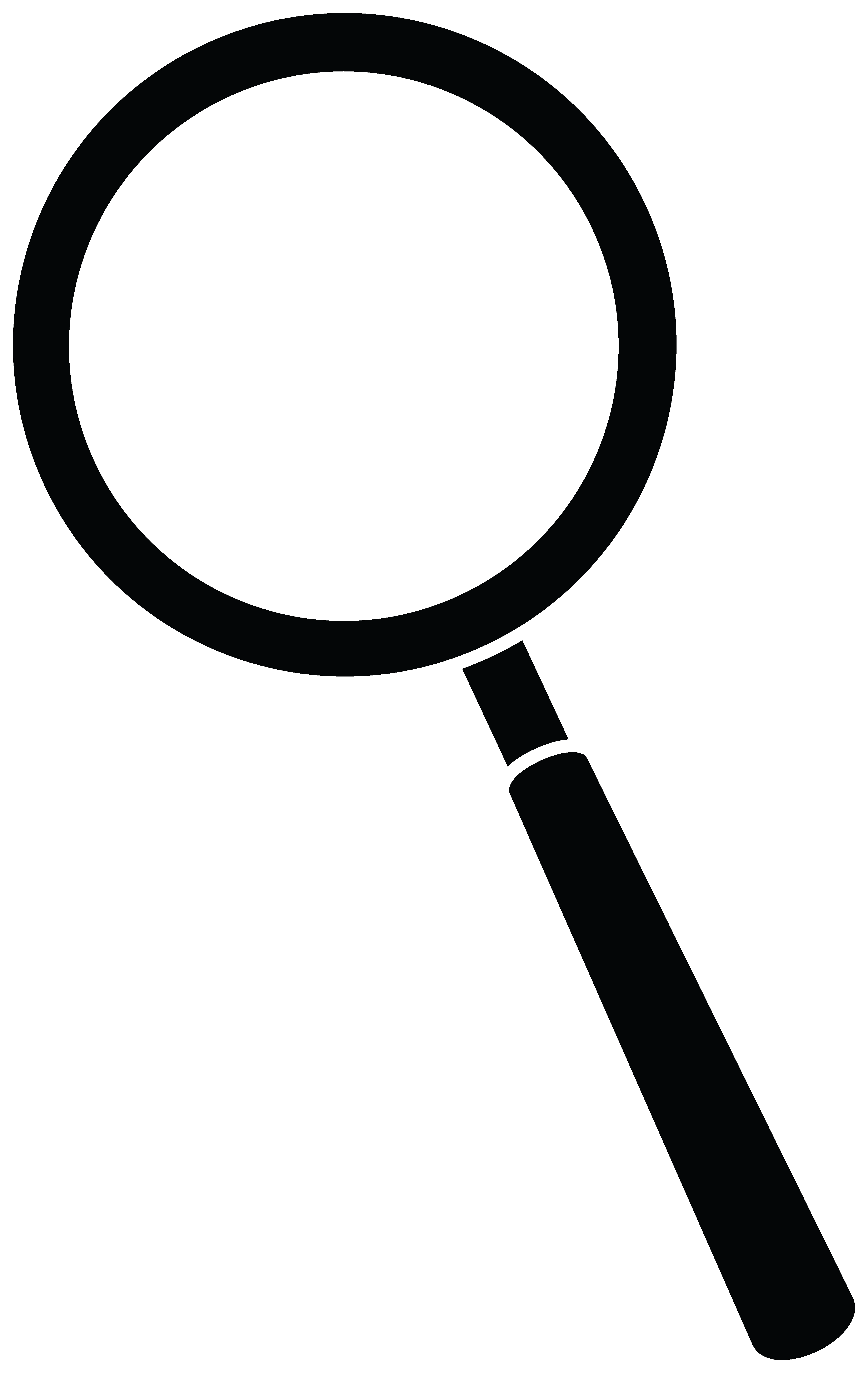 Clip Art Clipart Magnifying Glass magnifying glass clipart black and white panda free clipart