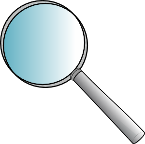 Magnifying Glass Clipart | Clipart Panda - Free Clipart Images