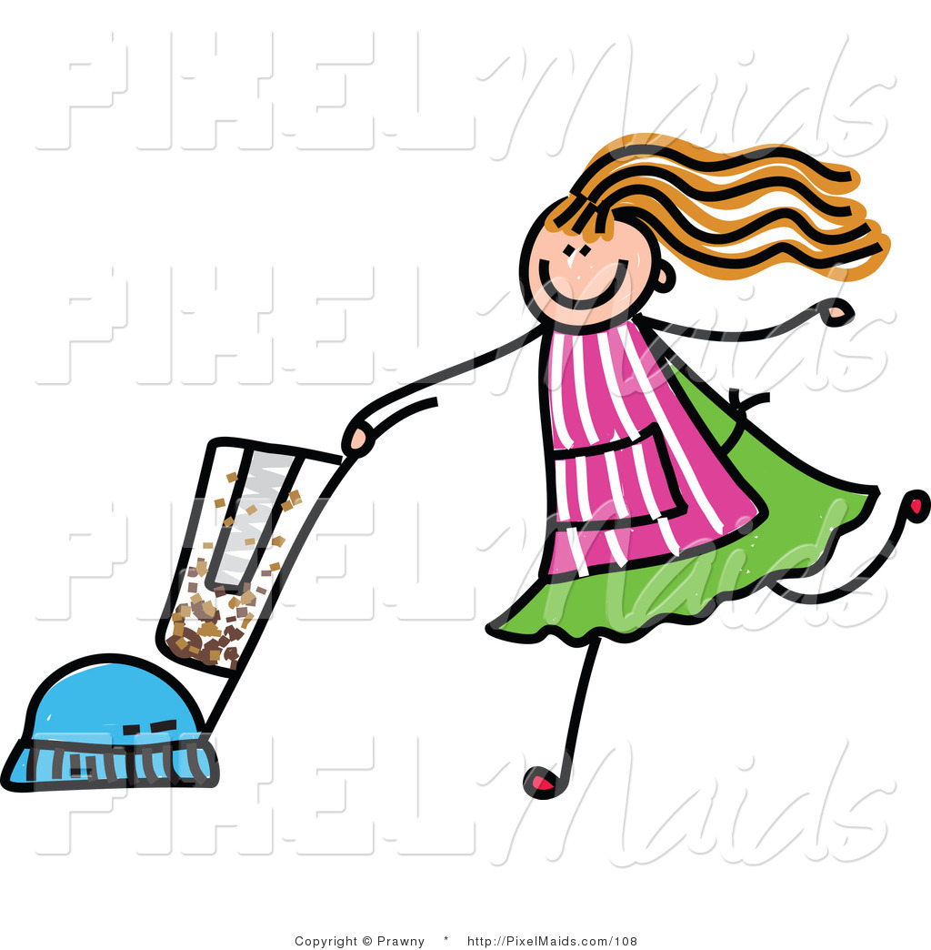 House Cleaning Lady Clip Art Maid service clip art