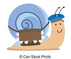 snail mail cute kawaii snail clipart panda free clipart images