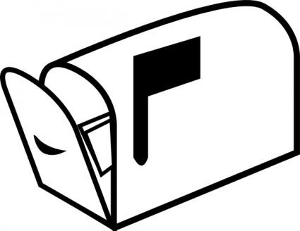 mailbox 20clipart clipart panda free clipart images Mailbox Clip Art Mailbox Clip