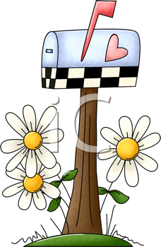 flower clipart clipart panda free clipart images rh clipartpanda com Stuffed Mailbox Clip Art Cartoon Mailbox Clip Art