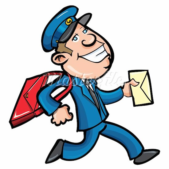 Mailman Clipart | Clipart Panda - Free Clipart Images